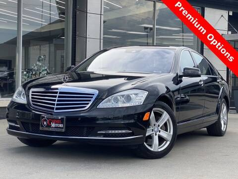 2012 Mercedes-Benz S-Class for sale at Carmel Motors in Indianapolis IN