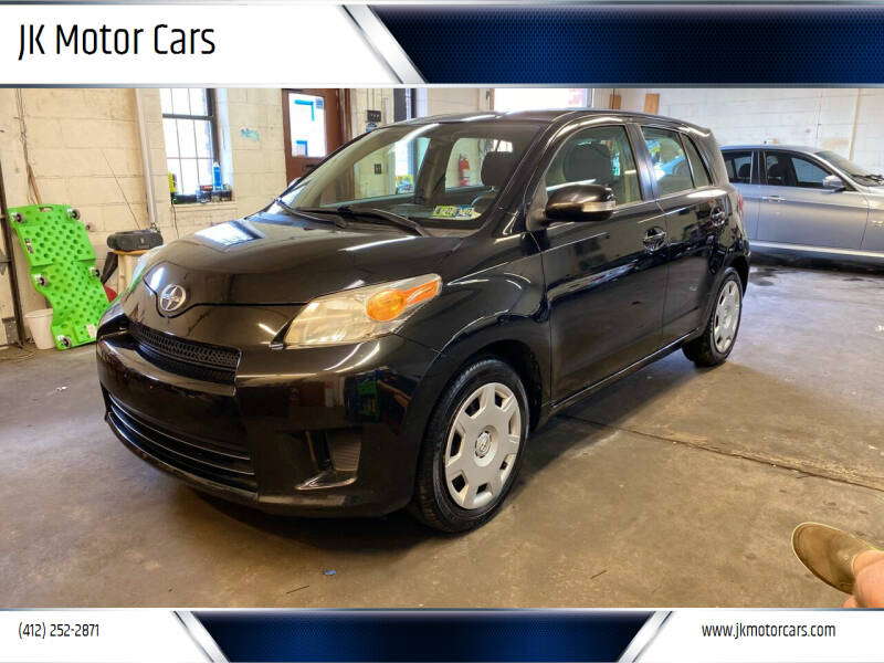 2008 Scion xD for sale at JK Motor Cars in Pittsburgh PA