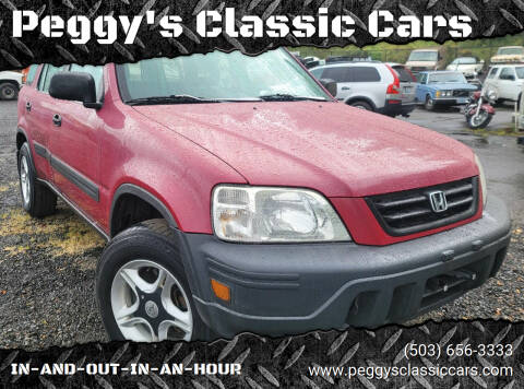 1997 Honda CR-V for sale at Peggy's Classic Cars in Oregon City OR