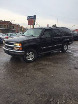 1999 Chevrolet Suburban for sale at Big Bills in Milwaukee WI