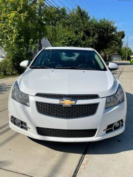 2012 Chevrolet Cruze for sale at Suburban Auto Sales LLC in Madison Heights MI
