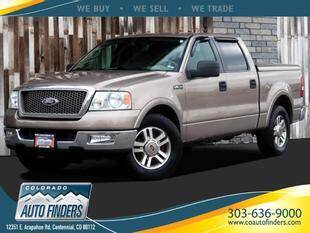 2005 Ford F-150 Lariat SuperCrew - Centennial CO