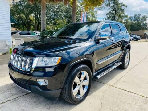 2011 Jeep Grand Cherokee for sale at Southeast Auto Inc in Walker LA