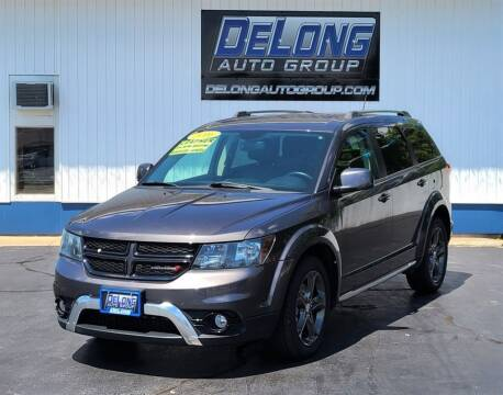 2016 Dodge Journey for sale at DeLong Auto Group in Tipton IN