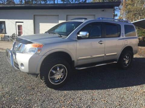2011 Nissan Armada for sale at Special Finance of Charleston LLC in Moncks Corner SC