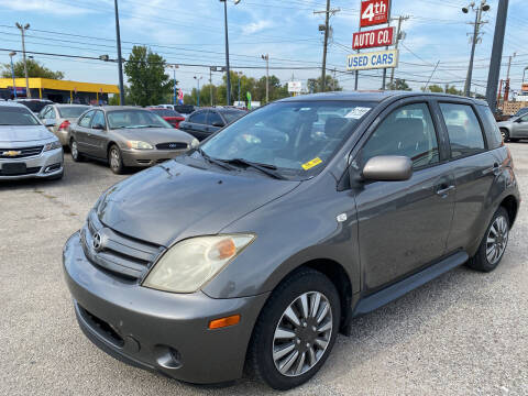 2005 Scion xA for sale at 4th Street Auto in Louisville KY