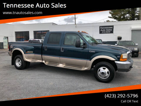 1999 Ford F-350 Super Duty for sale at Tennessee Auto Sales in Elizabethton TN