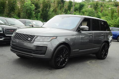 2018 Land Rover Range Rover for sale at Automall Collection in Peabody MA