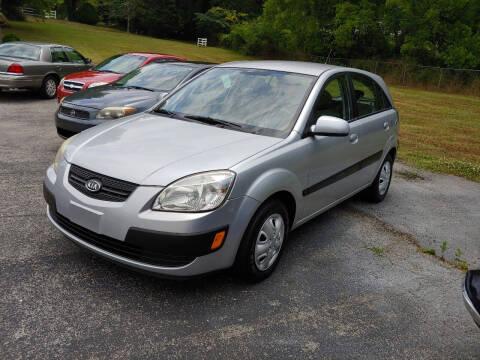 2009 Kia Rio5 for sale at K & P Used Cars, Inc. in Philadelphia TN