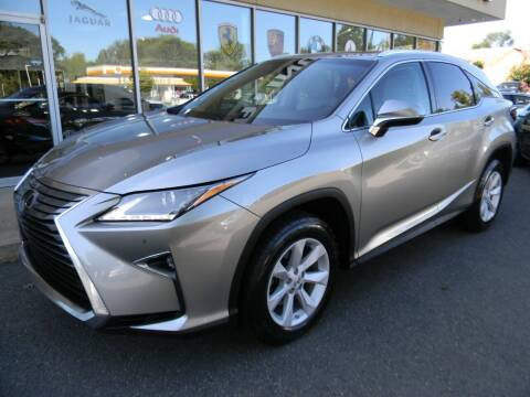 2017 Lexus RX 350 for sale at Platinum Motorcars in Warrenton VA