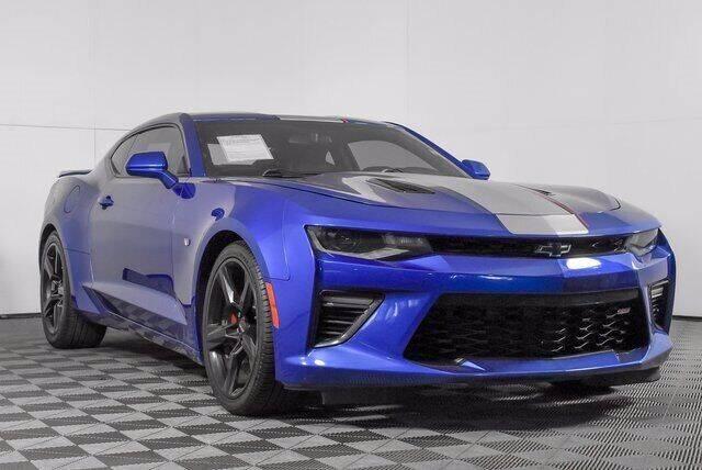 2017 Chevrolet Camaro for sale at Washington Auto Credit in Puyallup WA