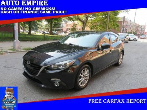 2014 Mazda MAZDA3 for sale at Auto Empire in Brooklyn NY