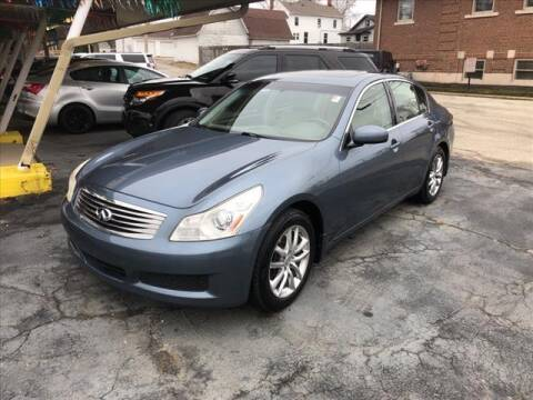 2008 Infiniti G35 for sale at Tom Roush Budget Westfield in Westfield IN