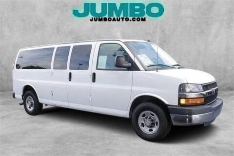 2016 Chevrolet Express Passenger for sale at JumboAutoGroup.com - Jumboauto.com in Hollywood FL