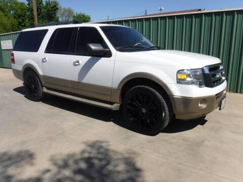 2013 Ford Expedition EL for sale at Triple C Auto Sales in Gainesville TX