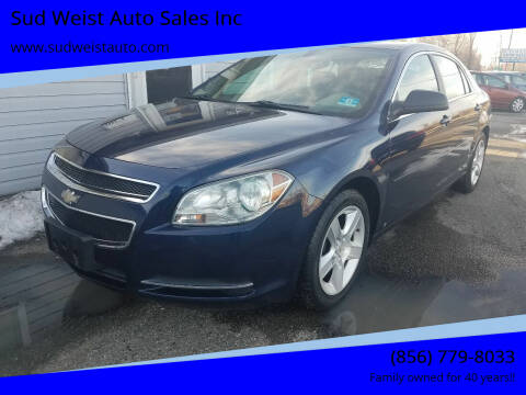2009 Chevrolet Malibu for sale at Sud Weist Auto Sales Inc in Maple Shade NJ