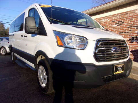 2016 Ford Transit Passenger for sale at Certified Motorcars LLC in Franklin NH