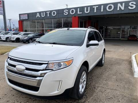 2013 Ford Edge for sale at Auto Solutions in Warr Acres OK