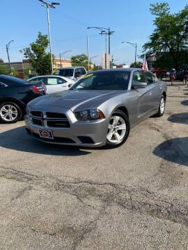 2013 Dodge Charger for sale at AutoBank in Chicago IL