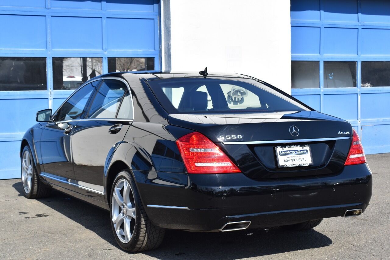 2013 Mercedes-Benz S-Class S 550 4MATIC AWD 4dr Sedan full