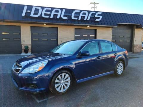 2010 Subaru Legacy for sale at I-Deal Cars in Harrisburg PA