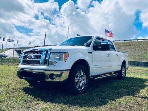 2011 Ford F-150 for sale at Venmotors LLC in Hollywood FL