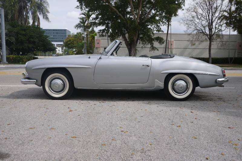 1959 Mercedes-Benz 190-Class for sale at PERFORMANCE AUTO WHOLESALERS in Miami FL