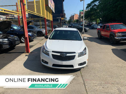 2014 Chevrolet Cruze for sale at Raceway Motors Inc in Brooklyn NY