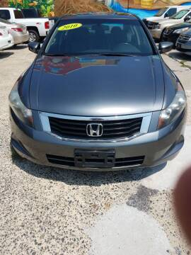 2010 Honda Accord for sale at Key and V Auto Sales in Philadelphia PA