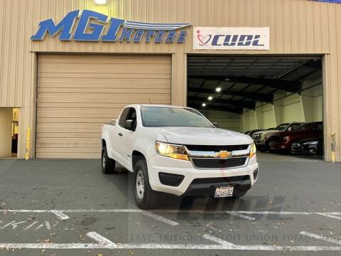 2016 Chevrolet Colorado for sale at MGI Motors in Sacramento CA