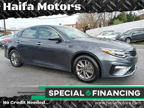 2020 Kia Optima for sale at Haifa Motors in Philadelphia PA