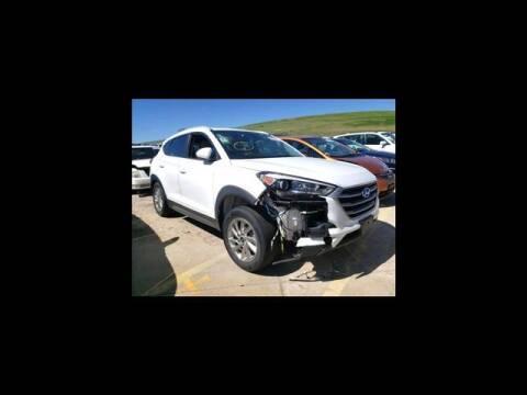 2017 Hyundai Tucson for sale at ELITE MOTOR CARS OF MIAMI in Miami FL