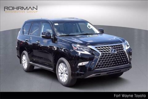 2021 Lexus GX 460 for sale at BOB ROHRMAN FORT WAYNE TOYOTA in Fort Wayne IN