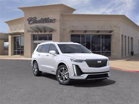 2021 Cadillac XT6 for sale at Jerry's Buick GMC in Weatherford TX