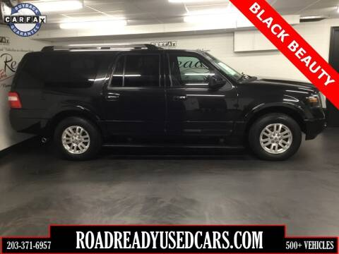 2014 Ford Expedition EL for sale at Road Ready Used Cars in Ansonia CT