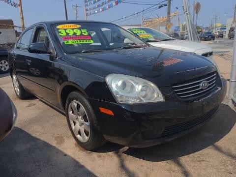 2008 Kia Optima for sale at Dan Kelly & Son Auto Sales in Philadelphia PA