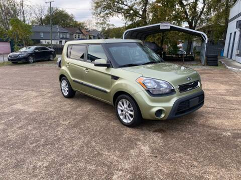 2013 Kia Soul for sale at The Auto Lot and Cycle in Nashville TN