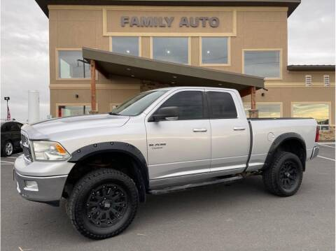 2010 Dodge Ram Pickup 1500 for sale at Moses Lake Family Auto Center in Moses Lake WA