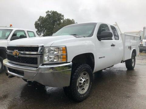 2012 Chevrolet Silverado 2500HD for sale at Truck & Van Country in Shingle Springs CA