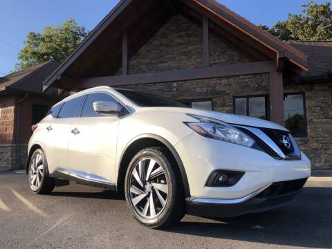 2015 Nissan Murano for sale at Auto Solutions in Maryville TN