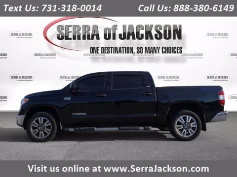 2017 Toyota Tundra for sale at Serra Of Jackson in Jackson TN