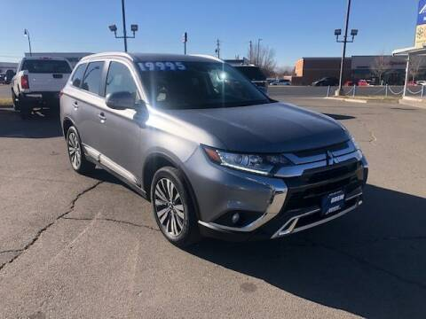 2020 Mitsubishi Outlander for sale at Orem Auto Outlet in Orem UT