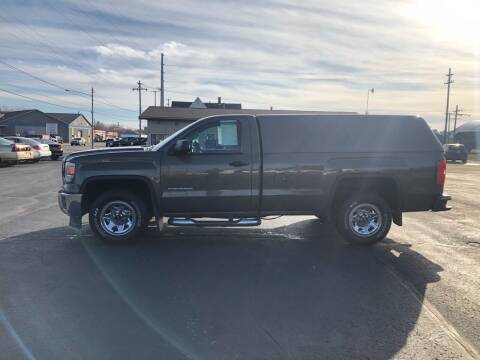 2014 GMC Sierra 1500 for sale at Mike's Budget Auto Sales in Cadillac MI