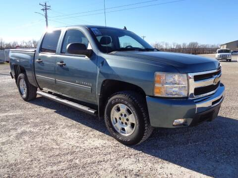 2011 Chevrolet Silverado 1500 for sale at Burkholder Truck Sales LLC (Versailles) in Versailles MO