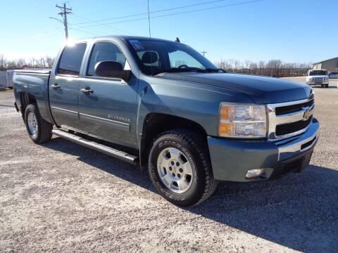 2011 Chevrolet Silverado 1500 for sale at Burkholder Truck Sales LLC (Versailles) in Versailles MO