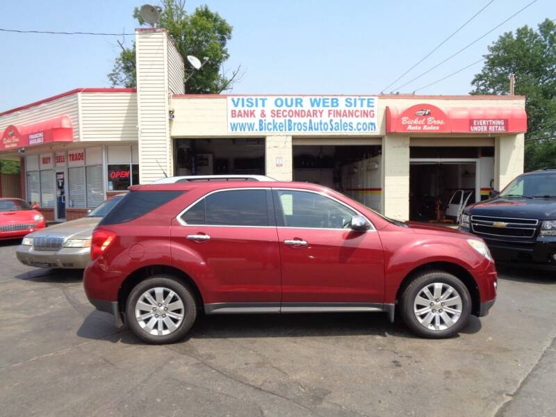 2011 Chevrolet Equinox for sale in Louisville, KY
