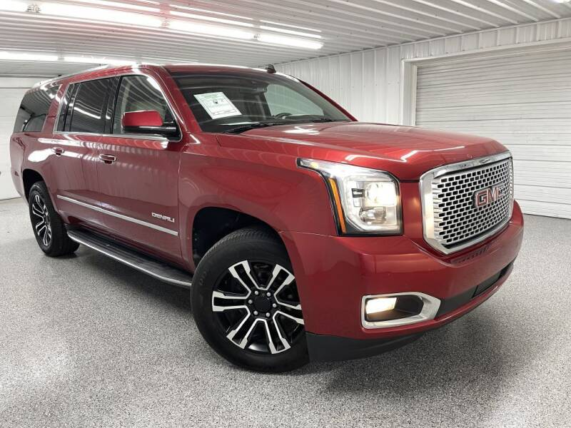 2015 GMC Yukon XL for sale at Hi-Way Auto Sales in Pease MN