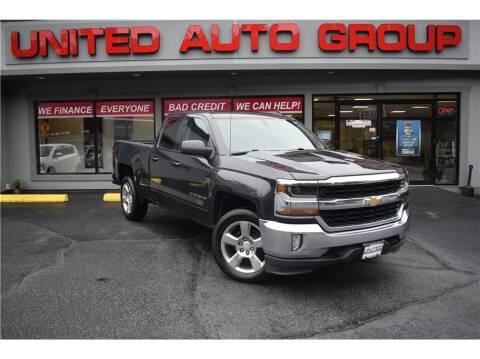 2016 Chevrolet Silverado 1500 for sale at United Auto Group in Putnam CT