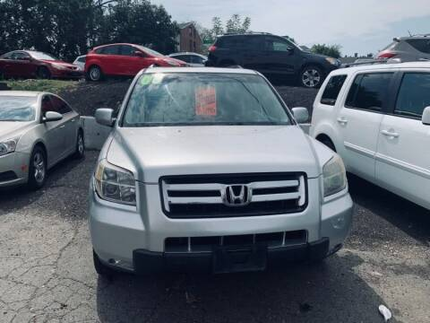 2006 Honda Pilot for sale at Car VIP Auto Sales in Danbury CT