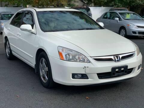 2006 Honda Accord for sale at Driveway Motors in Virginia Beach VA